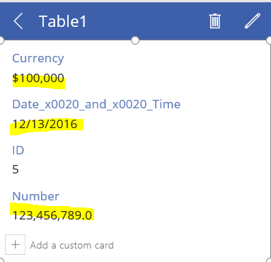 Solved: Currency and decimal format - Power Platform Community