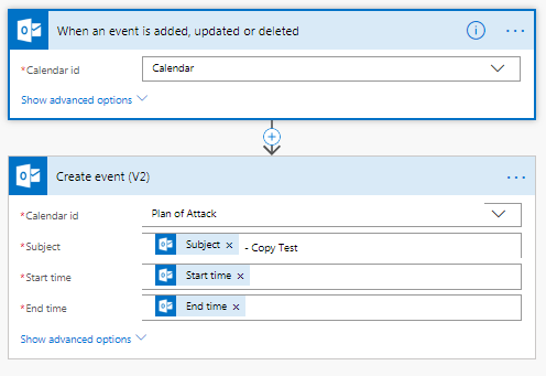 One Calendar.Solved Need To Copy Events From One O365 Calendar To Anot