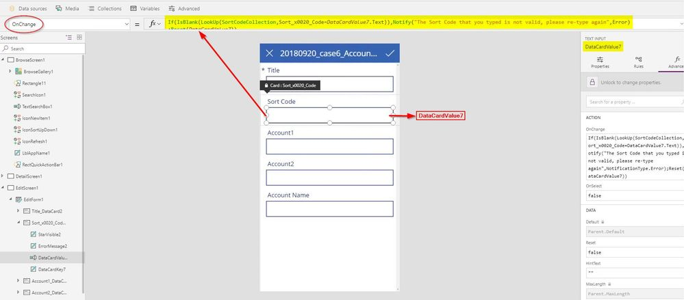 Connect to web-service to check UK Bank Sort-Code - Power Platform