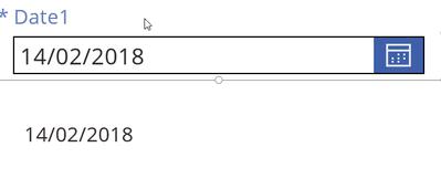 Solved: datepicker format to weekday - Power Platform Community