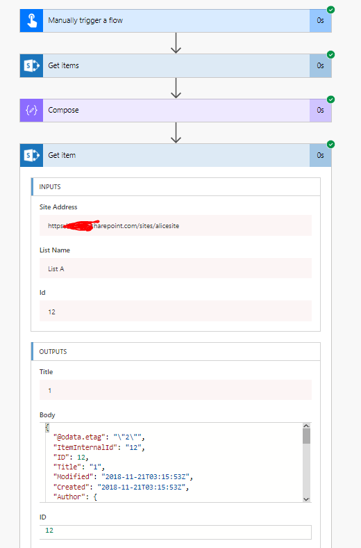 Solved: SharePoint Get items - Newest list values - Power Platform
