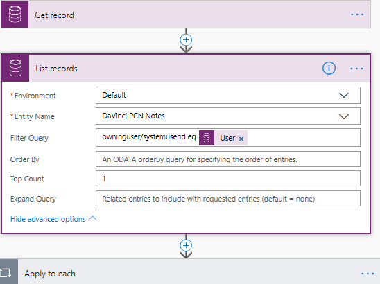 Solved: How to test CDS record ownership in a Flow? - Power Platform