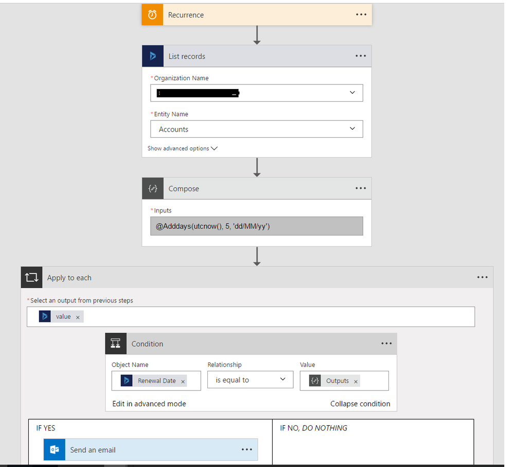 Solved: How Can I use Flow to send an email when account i