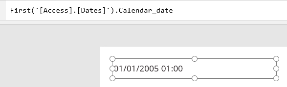 Solved: Datepicker returns minus 1 day - Power Platform Community