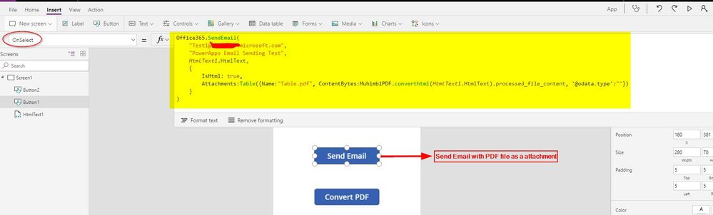 Html Content As Pdf