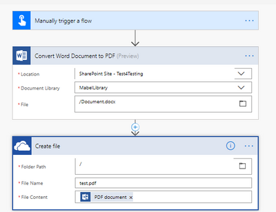 Solved: Bug: Word Online (Business) (Preview) Convert Word