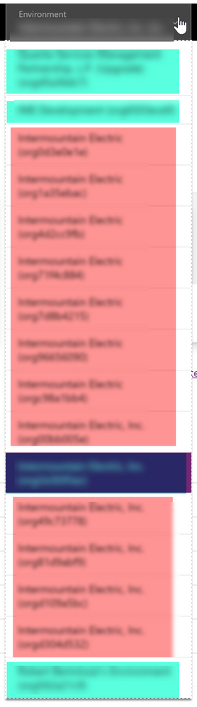 PowerApps Enviroment Issue-blurred.png