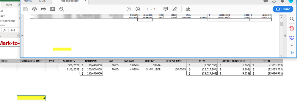 Solved: OneDrive Convert Excel to PDF - Calculated Cells a