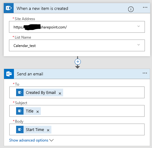 Solved Can Flow Handle Event Lists Sharepoint Calendar
