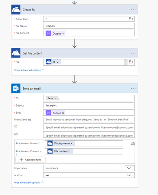 Solved: How to automate Export to Excel for a SharePoint l