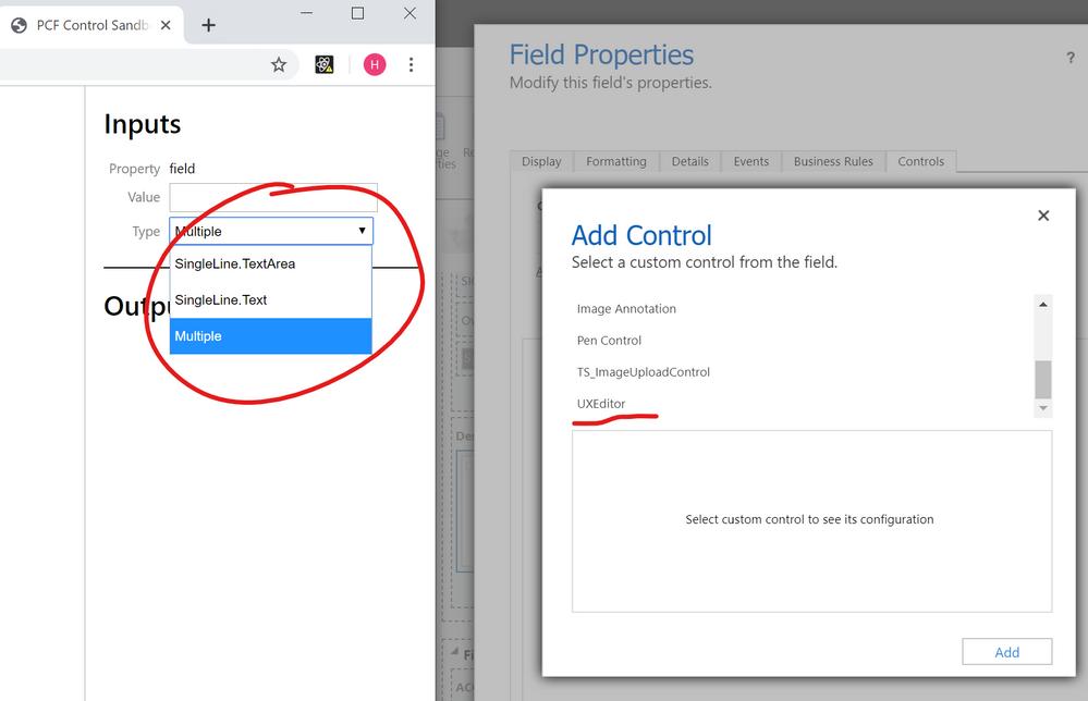 Solved: Binding to textarea attribute - Power Platform Community