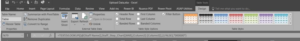 Excel List Rows / Get Tables - Power Platform Community