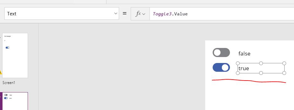 Solved: Understanding a toggle - Power Platform Community