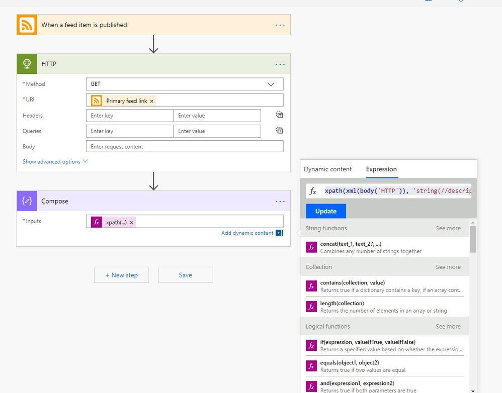 Solved: Parsing XML with xpath - Power Platform Community