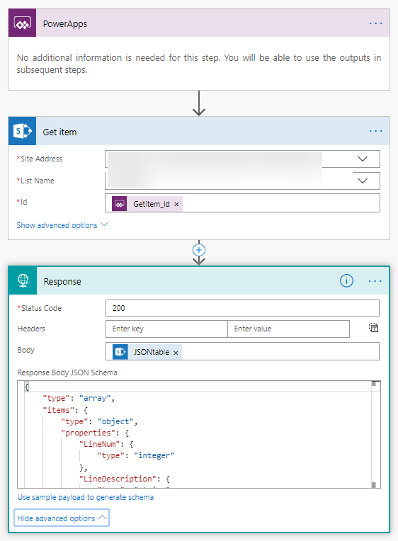 Solved: Parse JSON in PowerApps - Power Platform Community