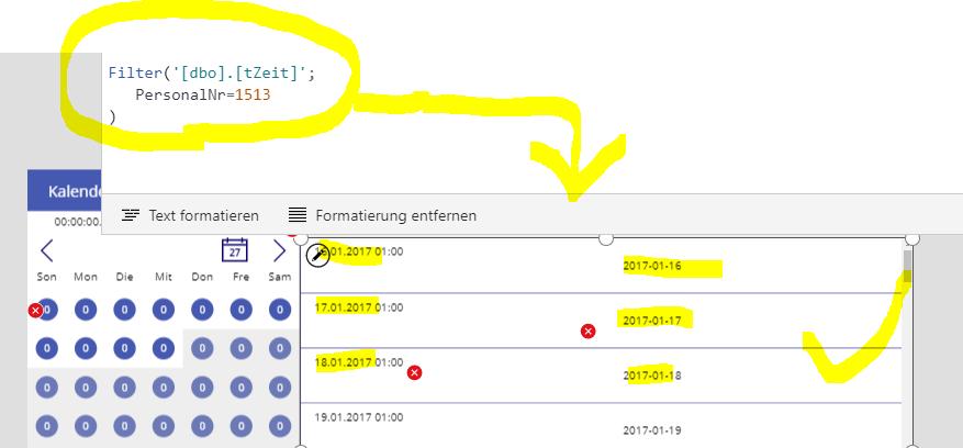 Solved: Filter Date in SQL - Power Platform Community