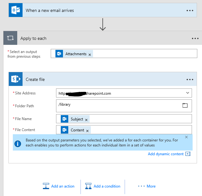 Document Moved: Getting A Body Of An Emial To Move To Sharepoint U
