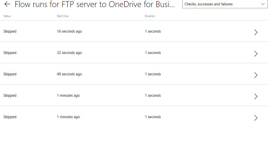 FTP to Onedrive - Power Platform Community