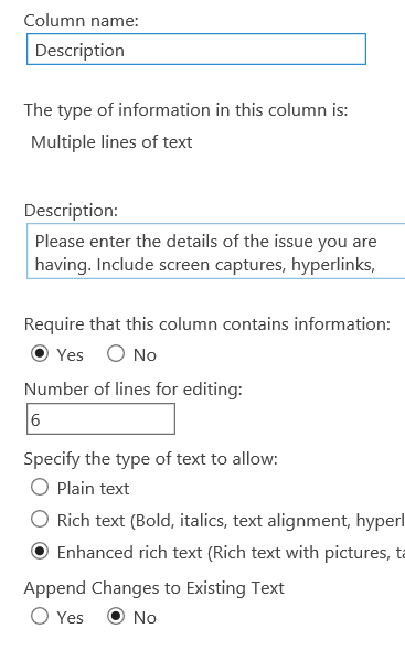 Sharepoint text Colum.PNG