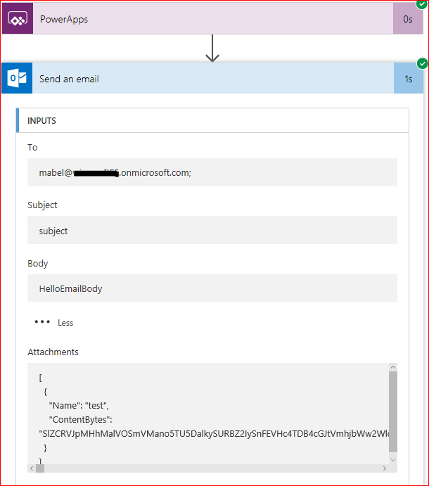 html form to pdf email attachment